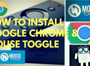 How to Install Chrome Browser on Firestick