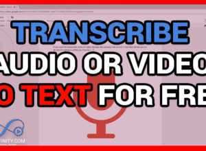 How to Transcribe Audio for Free using Google Transcriber