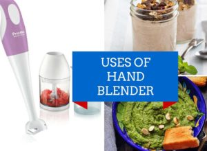 How to operate your hand blender – step by step guide