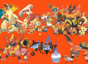 How to attack or Protect Fire Type Pokemon